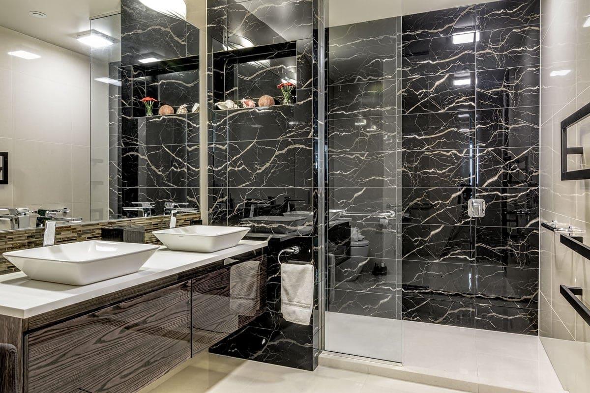 Bathroom Design L Pk Design Interior Design In Nelson Richmond