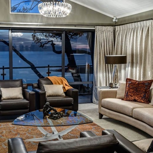 Renovation of The Cliffs, Nelson   Interior Design by PK Design   New Zealand
