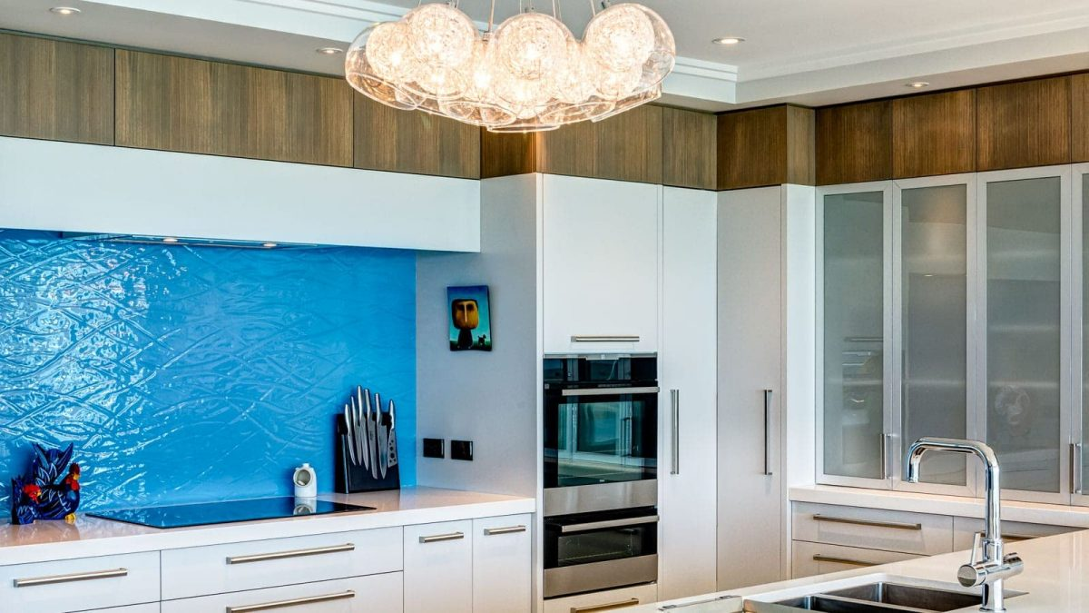 Wakefield Quay Apartment in Nelson, New Zealand | Kitchen Design by PK Design