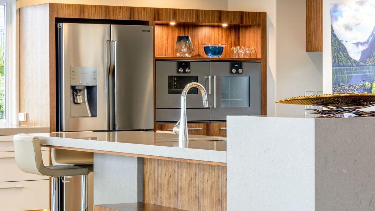 Kitchen Renovation - Modern European style | Interior design by PK Design | Nelson, New Zealand