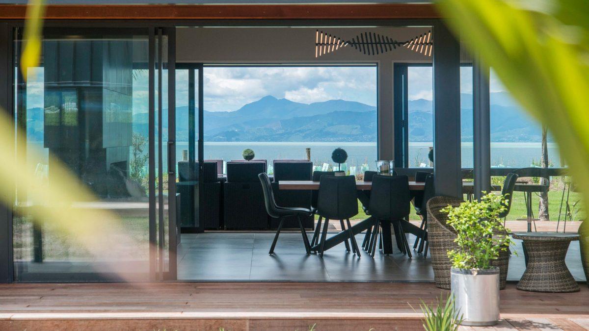 PK design - Resort design home views from sea to vineyard